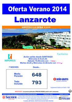 Lanzarote - Oferta Hotel Hipotels La Geria, salidas desde Santiago - Julio ultimo minuto - http://zocotours.com/lanzarote-oferta-hotel-hipotels-la-geria-salidas-desde-santiago-julio-ultimo-minuto/