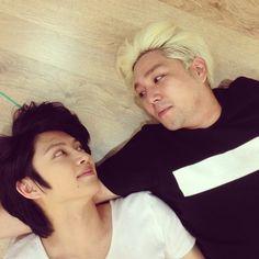 Heechul + Kangin | siwon1987's photo on Instagram
