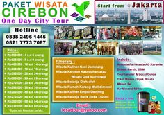 LESAT TOUR CIREBON - Paket Wisata Cirebon Kuningan: PAKET WISATA CIREBON ANTAR JEMPUT JAKARTA
