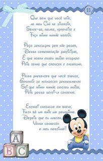 Frases Para Lembrancinhas De Chá De Bebê Gravidez Baby Baby