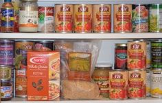 Guide To Stocking A Pantry For Healthy Cooking