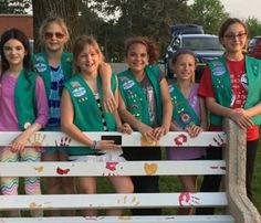 Juniors Practice Inclusion and Kindness with Buddy Benches Buddy Bench, Bronze Award, Girl Scout Juniors, Take Action, Giving Back, For Everyone, Girl Scouts, Benches, Pennsylvania