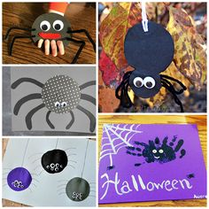 spider art projects