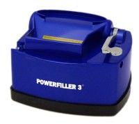 Elektrische Zigarettenstopfmaschine Powerfiller S Blau