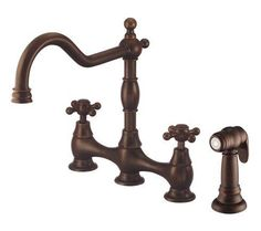 Buy the Danze D404557AC Antique Copper Direct. Shop for the Danze D404557AC Antique Copper Kitchen Faucet - Includes Metal Side Spray From the Opulence Collection and save.