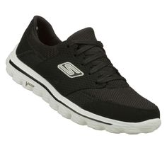Now there's a better footwear choice for walking with the Skechers GOwalk 2 - Stance. Designed with innovative Skechers Performance technologies and materials, it's built from top to bottom specifically for walking.