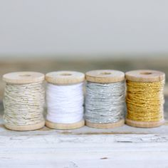 Glitter Twine Mini Collection  by we love citrus