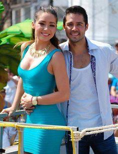 Pure Beauty, Beauty Art, Ariadne Diaz H, Jose Ron, Sebastian Rulli, Celebs, Celebrities, Screen Shot, Bellisima