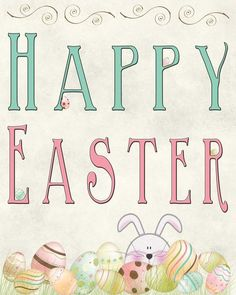 seasonalwonderment:  HAPPY EASTER!