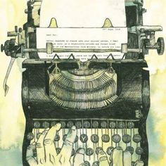 Manual typewriters didn't get computer bugs...!