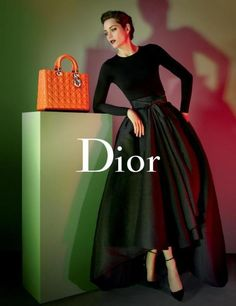 Marion Cotillard dazzles in new Lady Dior handbag campaign - New York Daily News