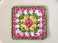 Lady Crochet: Primavera!