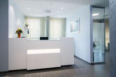 Augenarztpraxis Bremen | Thöne Innenarchitektur