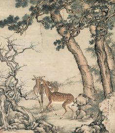 Shen Quan 沈铨 (1682-1760)