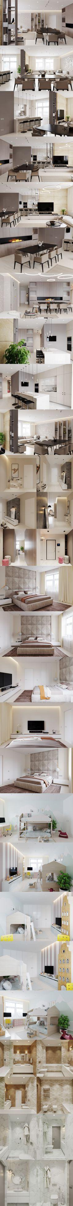 Квартира под сдачу - Галерея 3ddd.ru