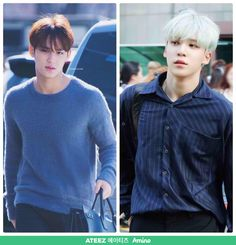 Idk if I am seeing things but I think Svt's Mingyu and Yunho looks like long lost giant bear brothe I Fainted, Seventeen Mingyu, Birthday Week, How To Look Handsome, Ted Talks, My Brain, Let It Be, Guys