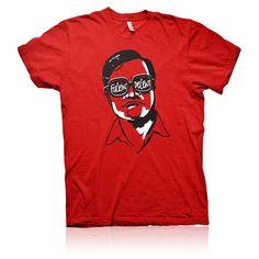 Bubbles Decent Red T-Shirt