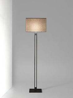 Amita floor lamp polished chrome