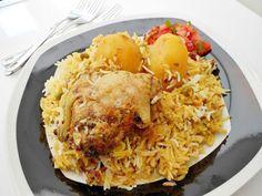 Confessions Of A Foodaholic: Mauritian Chicken Biryani