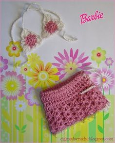 WIRE MAGIC: BARBIE - CROCHET COLLECTION