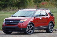 Perfect!!! This is what I need to pull my red trailer ~ 2013 Ford Explorer Sport...  :))