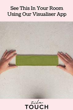 Code: TT0151 Colour: Green Finish: Gloss Type: Tile Material: Ceramic Size: 75mm x 300mm Shape: Rectangle Look: Subway Pattern: Subway Thickness: 10mm Walls: Bathroom Walls, Kitchen Splashback, Feature Walls Origin: Made In Spain Grey Bathroom Tiles, Grey Tiles, Kitchen Tiles, Bathroom Wall, Green Subway Tile, Subway Tiles, Wall Tiles, Visualizer App, Brick Bonds