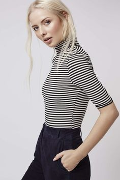Stripe Body - Topshop