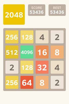 26 Best 2048 game images   2048 game, Tech, Technology:__cat__