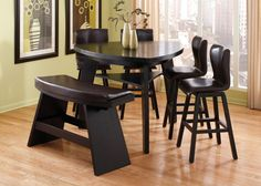 Irma 4 Pc. Dinette W/ One Bench