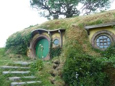 Baggend, The Shire, North Island, New Zealand