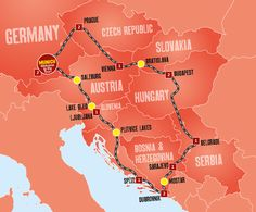 Croatia Tours – Eastern Europe Tours from Munich - Expat Explore