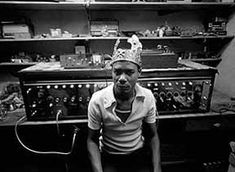 King Tubby. Dennis Morris