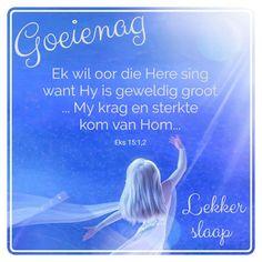 Goeie Nag, Afrikaans, Day, Movie Posters, Night, Film Poster, Billboard, Film Posters
