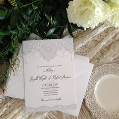 Celebrity wedding planner Mindy Weiss's wedding invitation collection with Wedding Paper Divas. Mindy Weiss, Wedding Paper Divas, Celebrity Weddings, Wedding Trends, Wedding Planner, Wedding Invitations, Place Card Holders, Entertaining, Collection