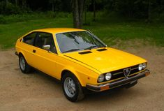 Alfasud Sprint, Automobile, Alfa Romeo Cars, S Car, Top Cars, Car Photos, Sport Cars, Cars And Motorcycles, Hot Wheels