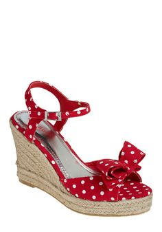 Cute vintage polka dots