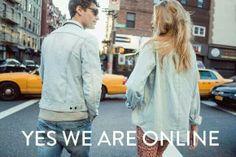 Nieuwe website/webshop