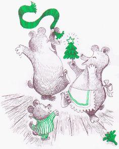 Vintage Kids Books My Kid Loves Mr Willowbys Christmas Tree