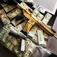 Narco Instagram Cash And Guns