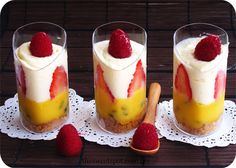Passionfruit Verrine | The Sweet Spot