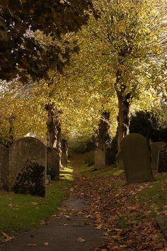 Burford Church Cemetery, Oxfordshire, England