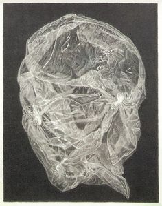 David Musgrave, Transparent Head, 2003