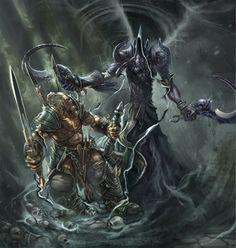 Diablo Reaper of Souls - Imágenes de Videojuegos en Fan Art | Dibujando
