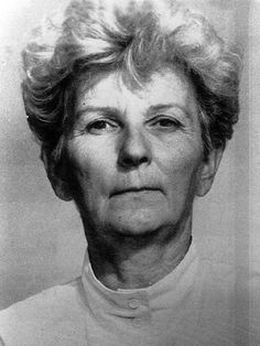 Marianne Nölle (born 1938) is a German serial killer from Cologne. She was sentenced to life imprisonment in 1993 for seven murders.  Crimes  Nölle was a nurse and between 1984 and 1992 killed patients in her care using Truxal. Police think she killed a total of 17 and attempted 18 other murders, but she was only convicted of seven. She has never confessed to her crimes.