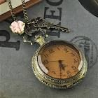 pocket watch necklace for women - Google Search