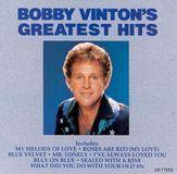 Bobby Vinton's Greatest Hits [Curb] [CD]