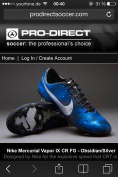 Nike mercurial Vapor IX CR Fg