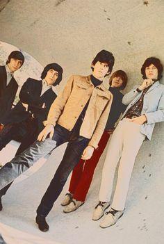 Stones Hollywood December '65