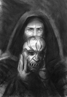 Severus Snape, the Death Eater