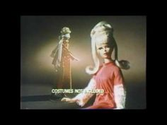 Francie Doll With Growin' Pretty Hair – Vintage Commercial | by @BarbieCollector - YouTube